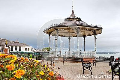 Cobh town. Ireland