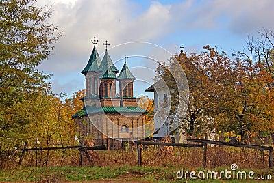 Cobia orthodox monastery