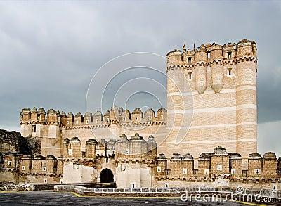 Coca Castle Front