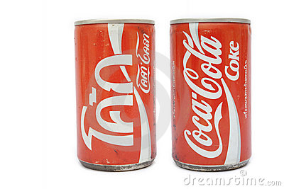 Coca-Cola for Collector Editorial Photo