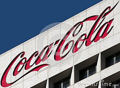 Coca-Cola World Headquarters Editorial Image
