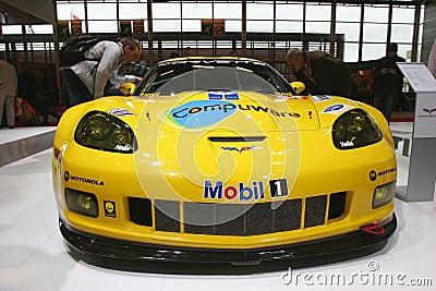 Coche deportivo de Chevrolet Foto de archivo editorial