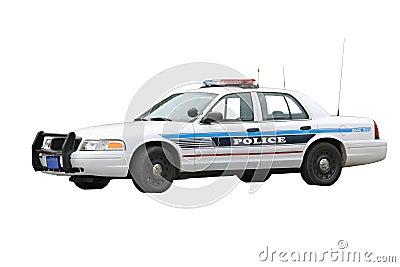 Coche policía