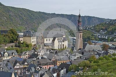 Cochem, old town