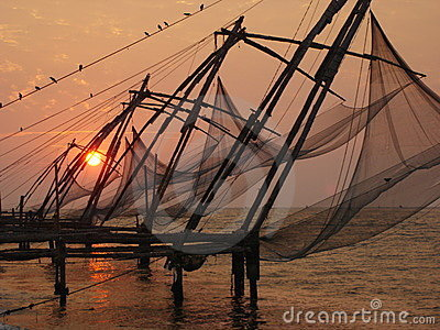 рыболовные сети cochin