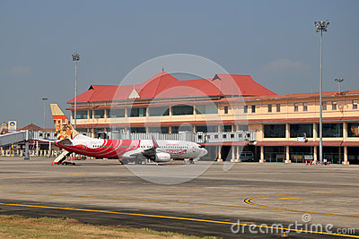 Cochin International Airport Editorial Stock Photo