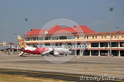 Cochin International Airport Editorial Stock Photo