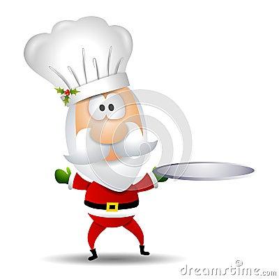 Cocinero de Papá Noel