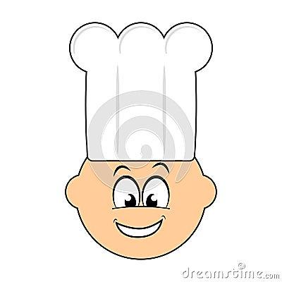 Cocinero feliz