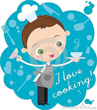 Cocinero ivan