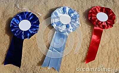 Cockades Sheep awards