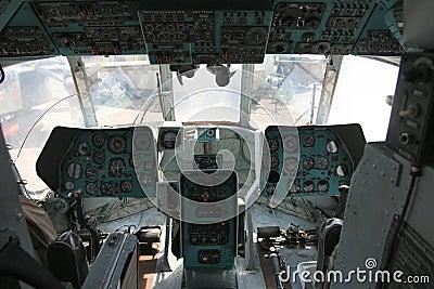 Cockpit  MI 14