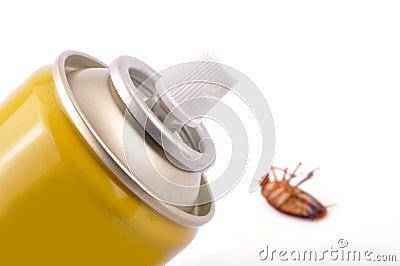 Cockroach sprayer