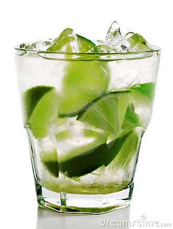 Free Cocktail - Caipirinha Stock Image - 6919201