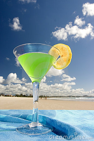 Cocktail Close-up