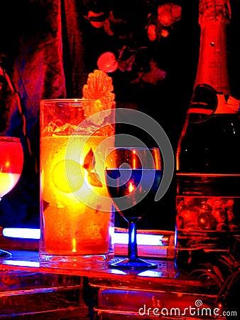 Cocktail Colors