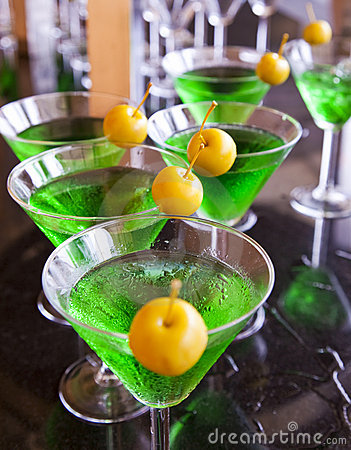 Free Cocktail Drinks Stock Images - 12605244