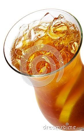 Free Cocktail - Long Island Iced Tea Royalty Free Stock Photos - 10476008