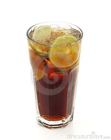 Free Cocktail - Long Island Iced Tea Stock Photos - 5570863
