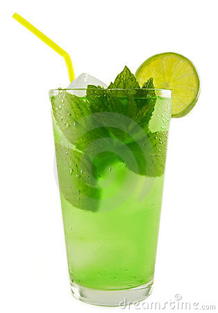 Free Cocktail Mint Julep Royalty Free Stock Photography - 5761517