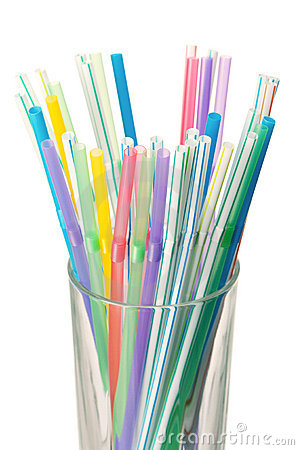 Cocktail straws