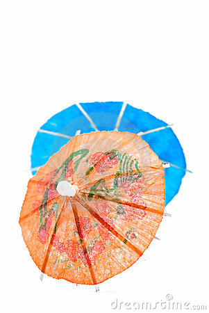 Cocktail Umbrella Series 04