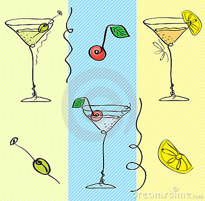 Cocktail wallpaper