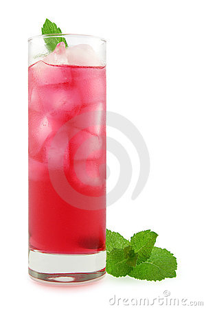Free Cocktail With Mint Royalty Free Stock Photography - 7388087
