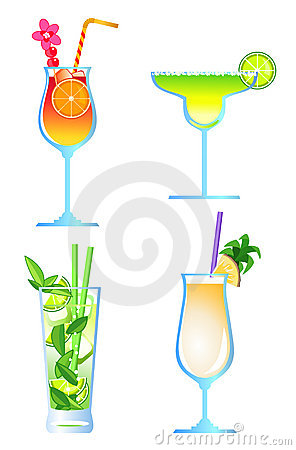 Free Cocktails Stock Photos - 9571623