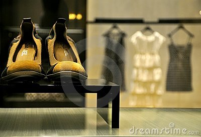 Coco Chanel fashion store in Florence, Italy Editorial Stock Photo
