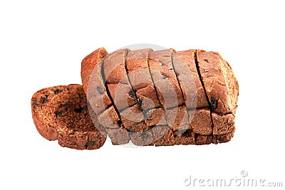 Cocoa Bread with chocolate chip