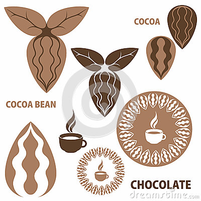 Cocoa. Chocolate. Cocoa Bean