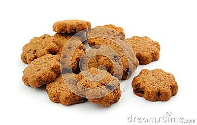Cocoa chocolate  cookies