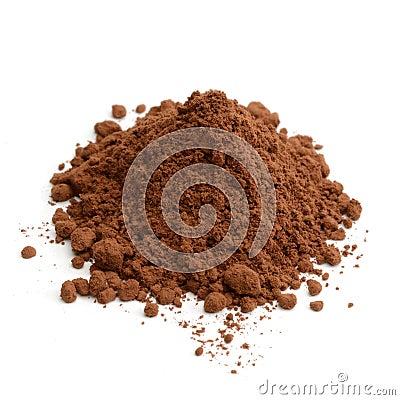 Free Cocoa Powder Royalty Free Stock Photography - 21569177