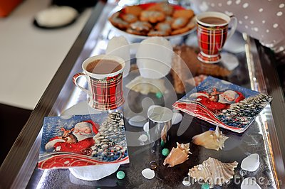 Cocoa For Santa Claus Royalty Free Stock Image - Image: 28882256