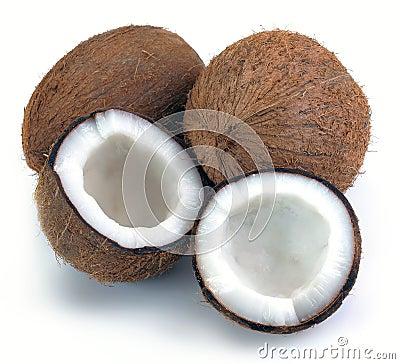 Free Coconut Royalty Free Stock Photo - 17476355