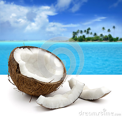 Free Coconut Royalty Free Stock Image - 31623956