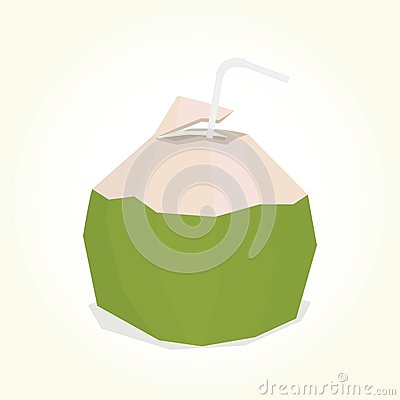 Free Coconut Drink Royalty Free Stock Photos - 47012008