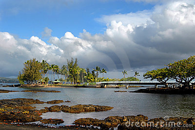 Coconut Island on Big Island