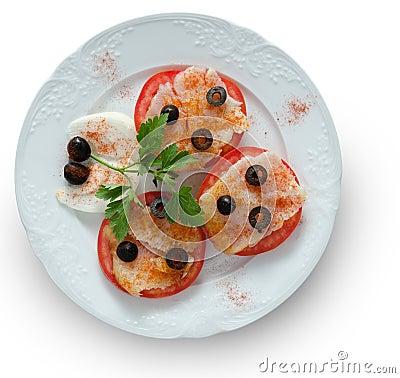 Cod Salad