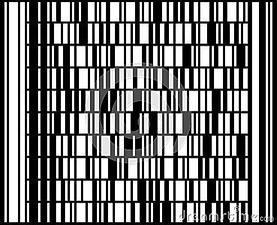 Codablock F barcode.