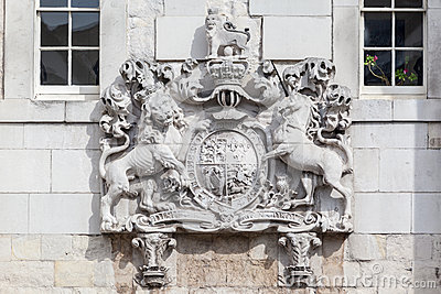 Code of Arms Tower of London England
