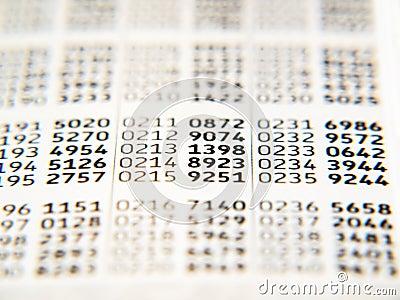 Code card