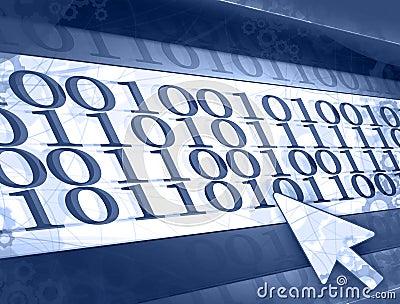 Coding programming concept