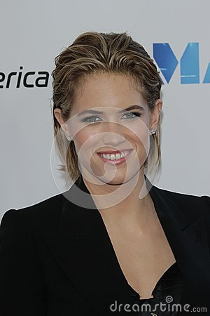 Cody Horn at the Los Angeles Film Festival Closing Night Gala Premiere  Editorial Image