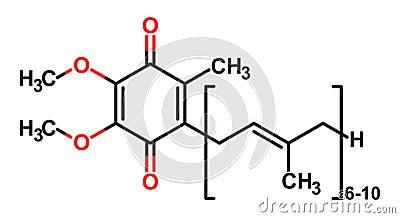 Coenzyme Q10 formula