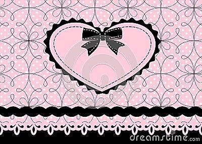 Coeur de lacet