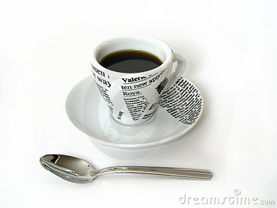 Coffe杯子匙子