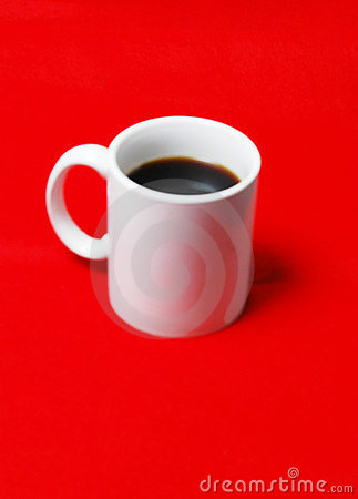 Coffe in cup