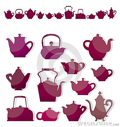 Coffe kettles